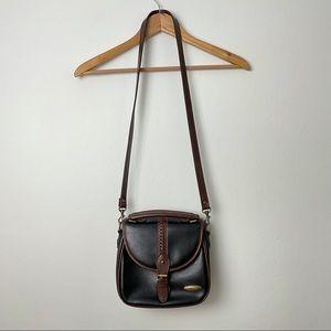 VINTAGE Liz Claiborne Cross Body Purse Leather